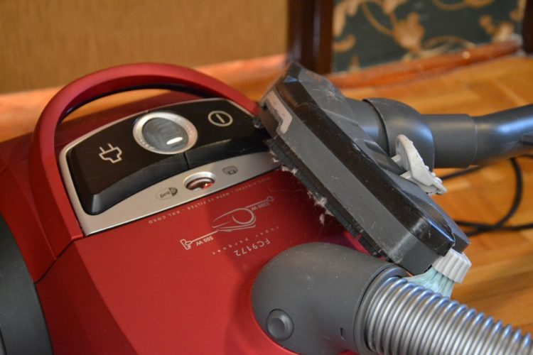 Benefits of using a steam vacuum cleaner